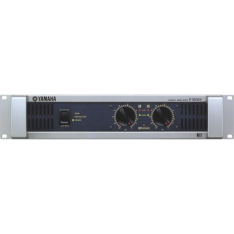 Yamaha P3500S Dual Channel Power Amp