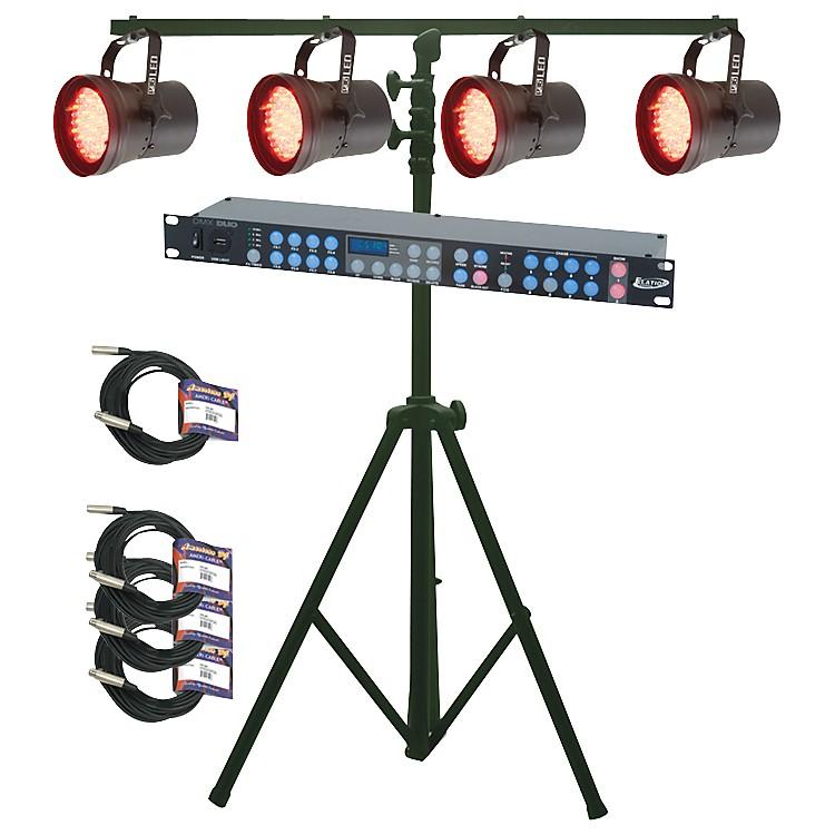 American DJP36 LED system