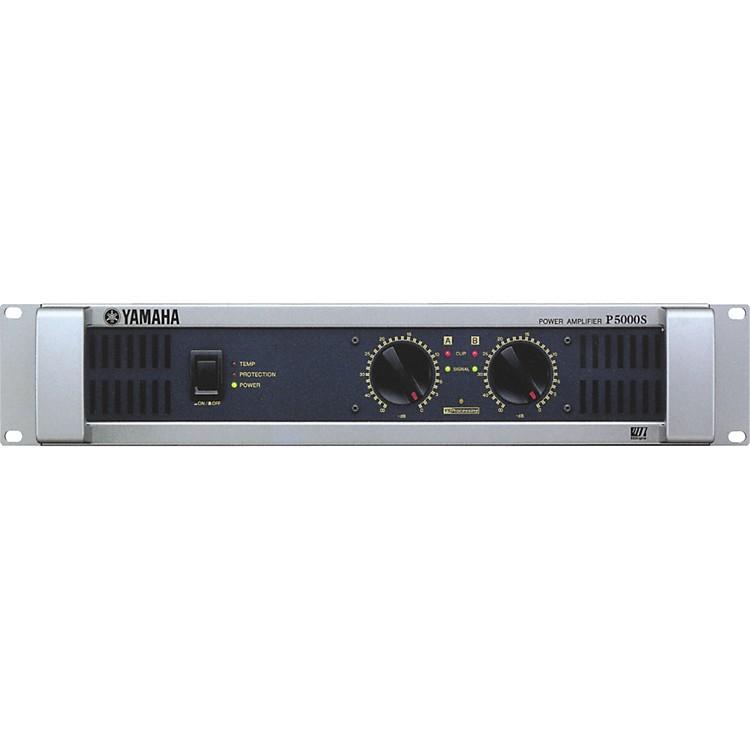 YamahaP5000S Dual Channel Power Amp