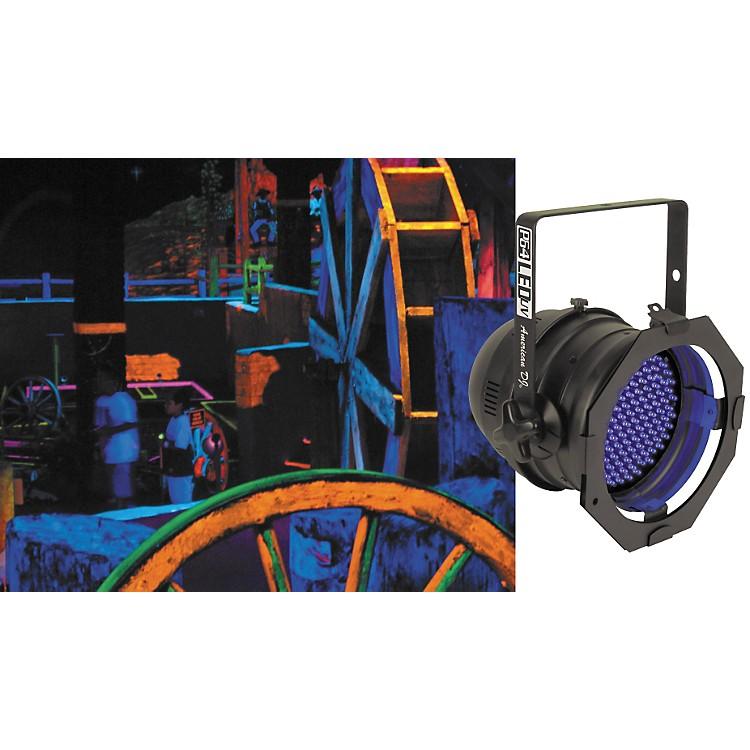 American DJP64 LED UV LED Blacklight PAR Can