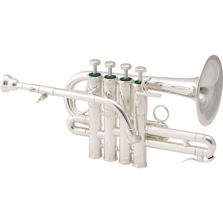 SchilkeP7-4 Custom Series Bb/A Piccolo Trumpet4 ValveSilver