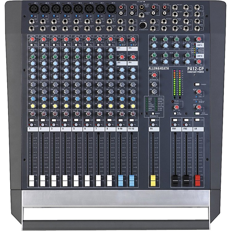 Allen & Heath PA 12-CP Powered Mixer