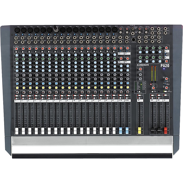 Allen & Heath PA 20 Mixer