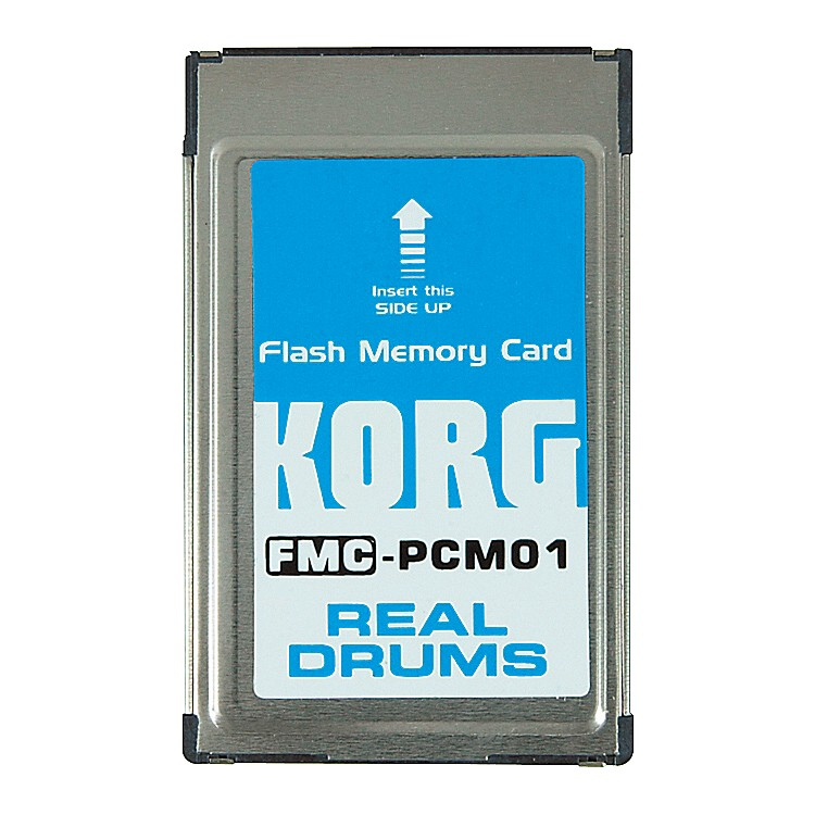 Korg PA-80 Groove Drums 8MB PCM Expansion Board
