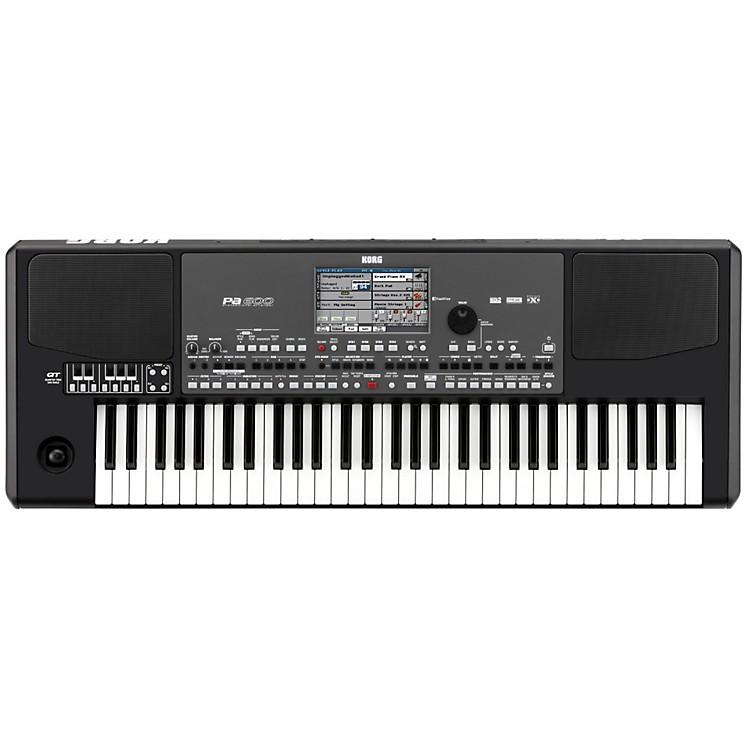 KorgPA600QT Arranger Keyboard