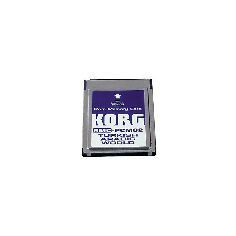 Korg PA80 Turkish/Arabic 8MB PCM Expansion Board