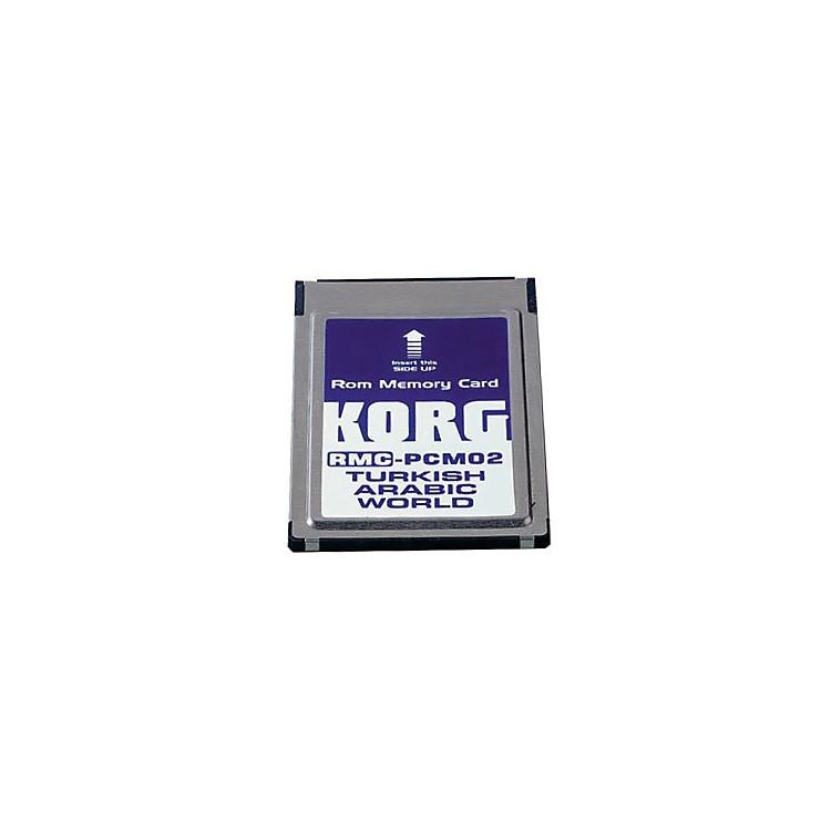 KorgPA80 Turkish/Arabic 8MB PCM Expansion Board