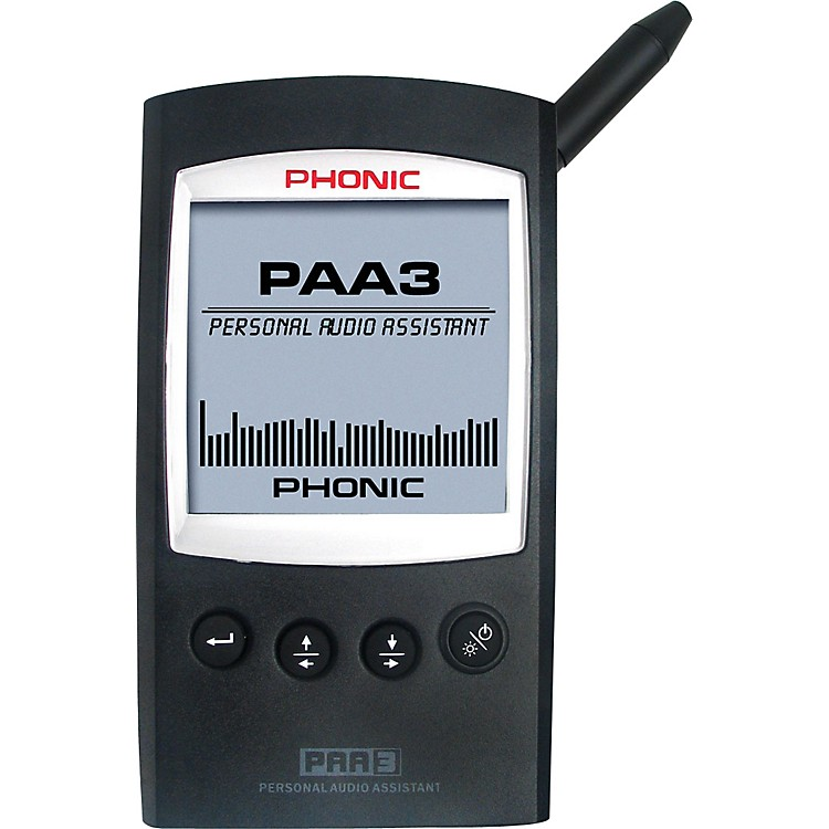 Phonic PAA3 Audio Analyzer