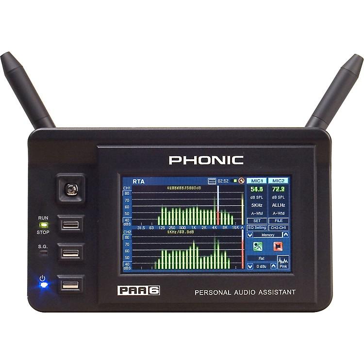 PhonicPAA6 Audio Analyzer