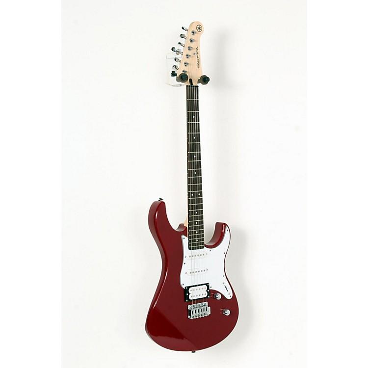 yamaha pac112v electric guitar red raspberry 888365605708 music123. Black Bedroom Furniture Sets. Home Design Ideas