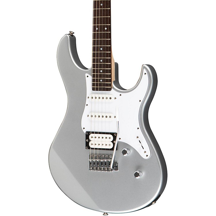 Yamaha PAC112V Electric Guitar Silver
