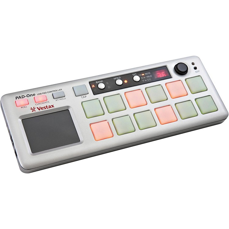 VestaxPAD-One USB MIDI Pad Controller
