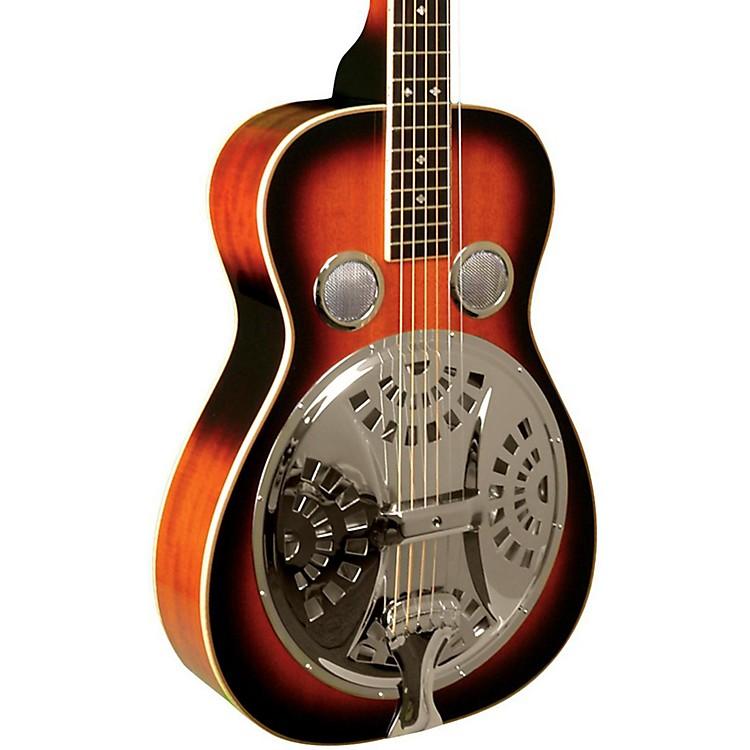 Gold TonePBS-M Paul Beard Squareneck Resonator GuitarTobacco Sunburst