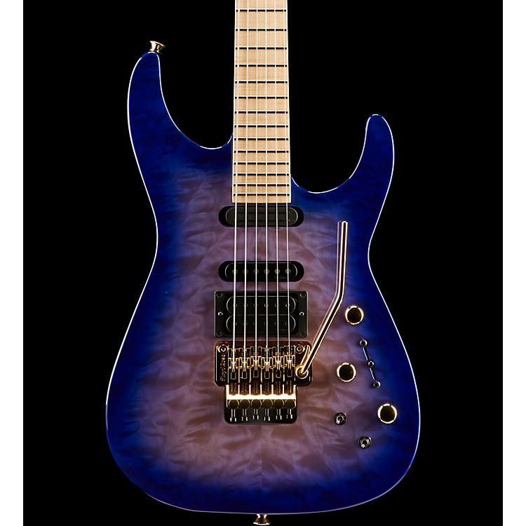 JacksonPC-1 Phil Collen USA Electric GuitarPurple DazeFlame Maple Fingerboard