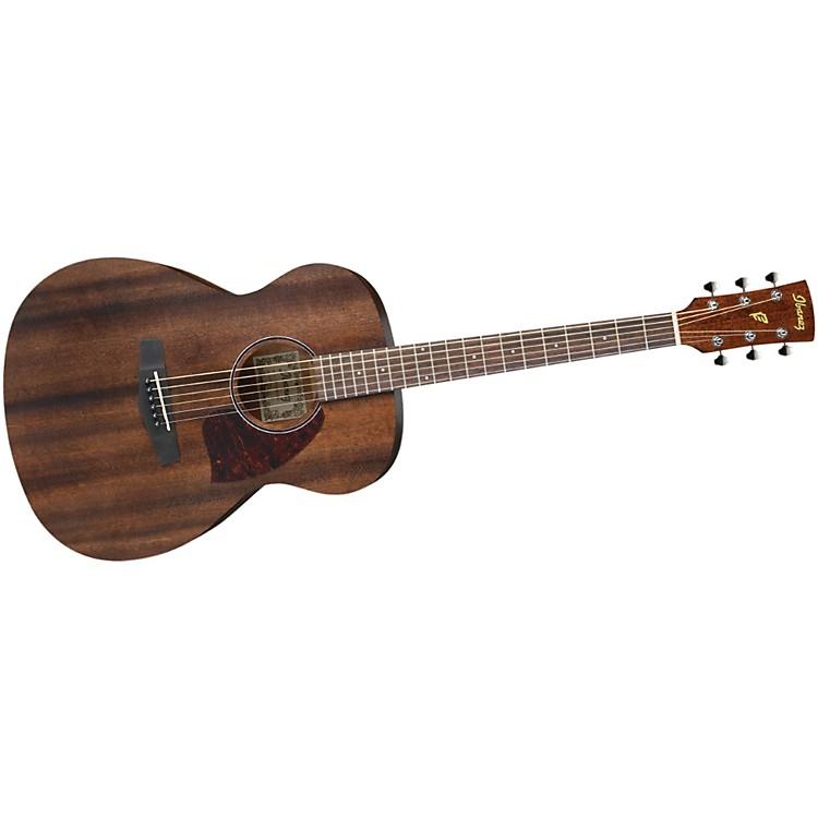 IbanezPC12MHOPN Grand Concert Mahogany Acoustic Guitar