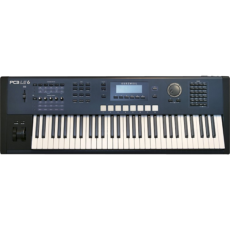 Kurzweil PC3 LE6 61-Key Performance Controller