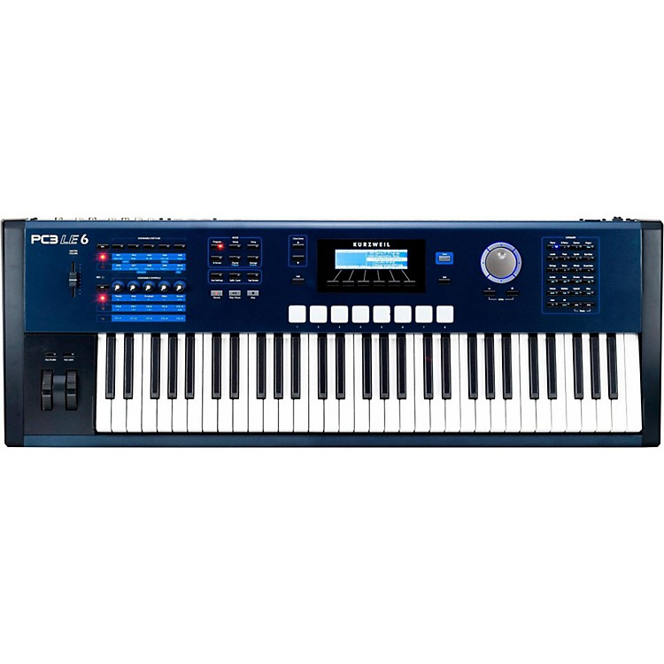KurzweilPC3LE6 61-Note Semi-Weighted Keyboard