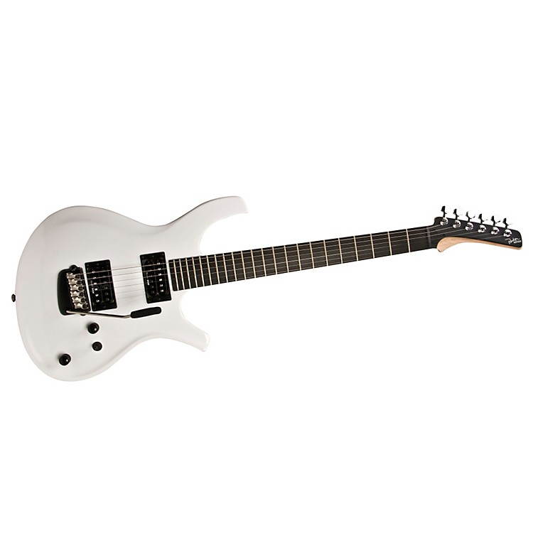 Parker Guitars PDF 105 Radial with Seymour Duncan Humbuckers Electric Guitar White