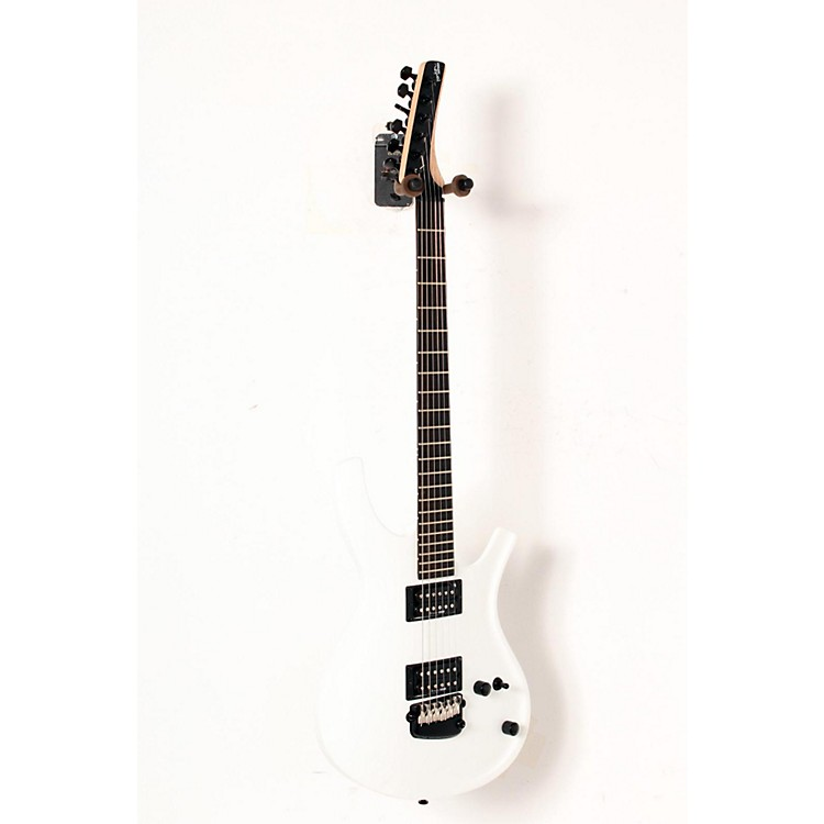 Parker Guitars PDF60 Radial Series Electric Guitar White 888365209326
