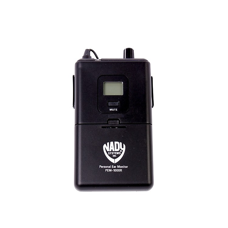 Nady PEM-1000 RX Receiver  Black
