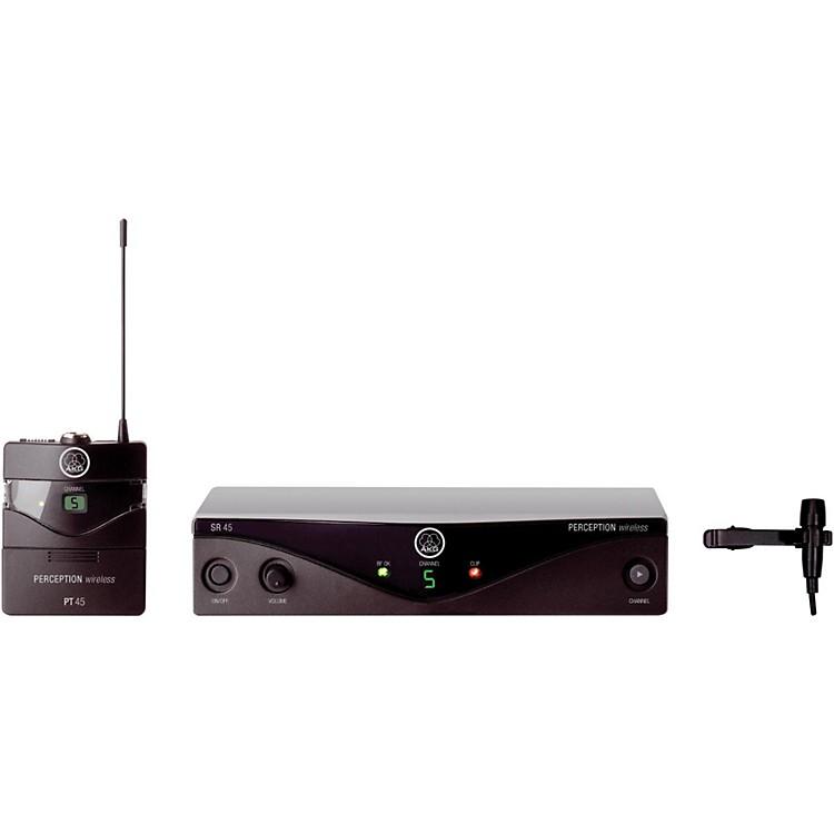 AKGPERCEPTION WIRELESS PRESENTER SET Band A with D8000M Handheld