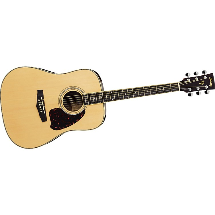 IbanezPF25WC PF Series Acoustic Guitar with Case