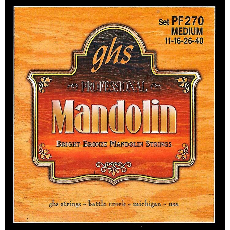 GHSPF270 80/20 Mandolin Strings