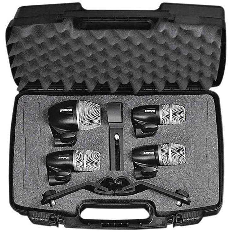ShurePG 4-Piece Drum Microphone Package
