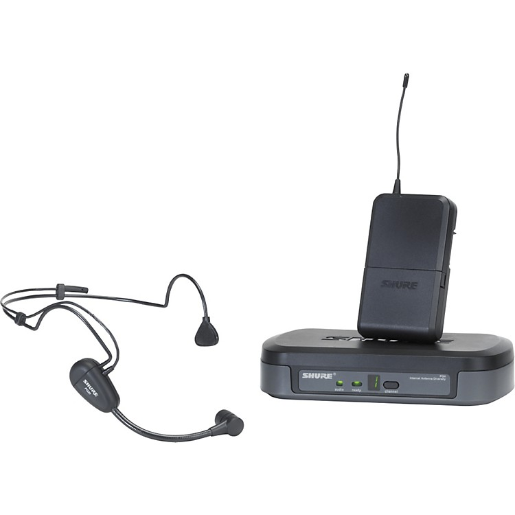 ShurePG14/PG30 Performance Gear Wireless Headset Microphone System