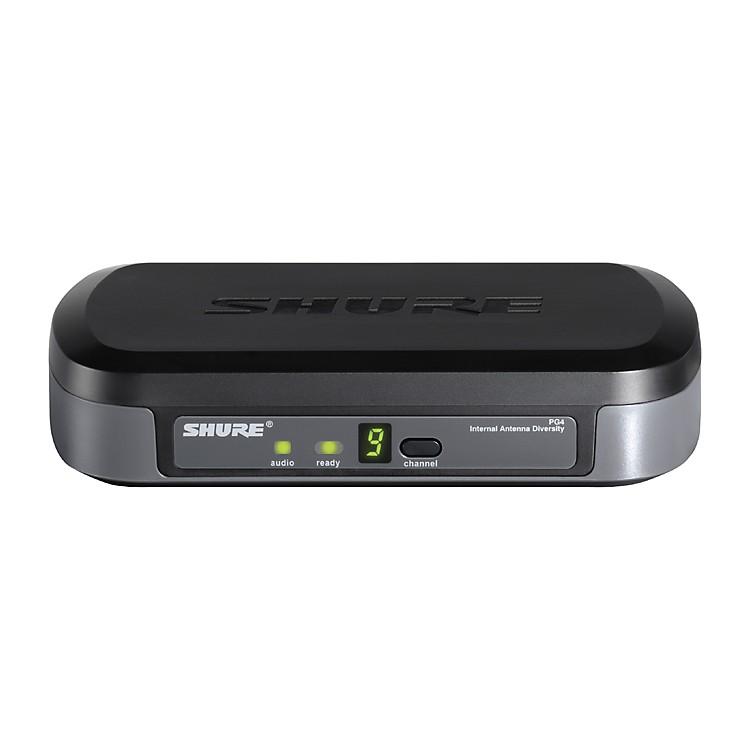 ShurePG4 Wireless Diversity Receiver