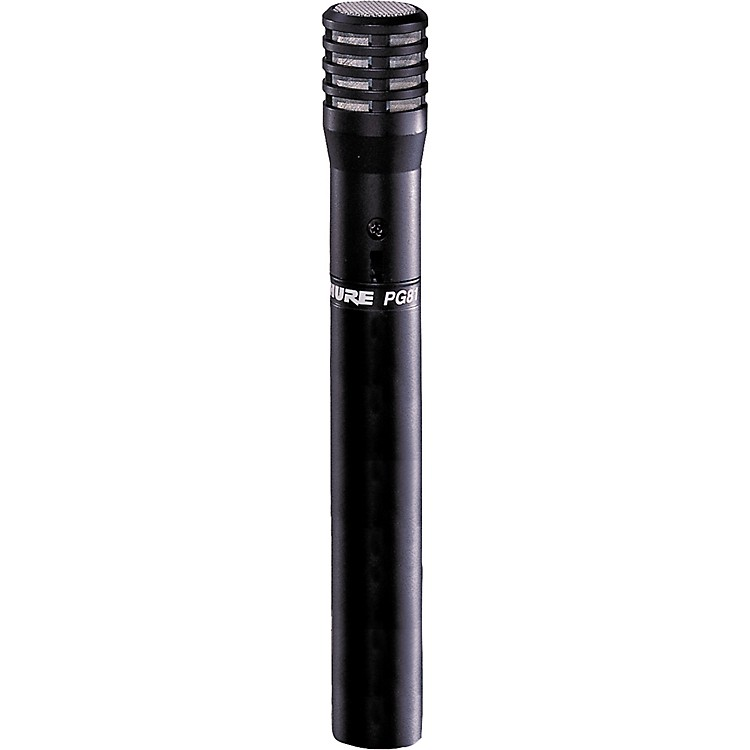 Shure PG81-LC Condenser Microphone