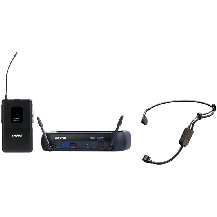 ShurePGX-D Digital Wireless Headset System