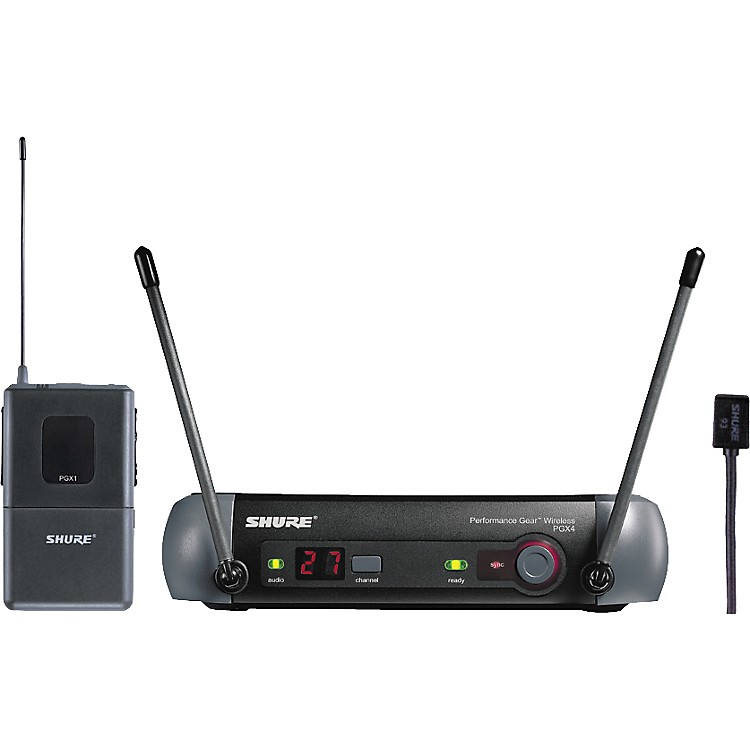 Shure PGX14 Lavalier Wireless System