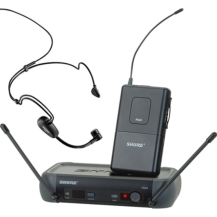Shure PGX14/PG30 Headset Wireless System CH J6