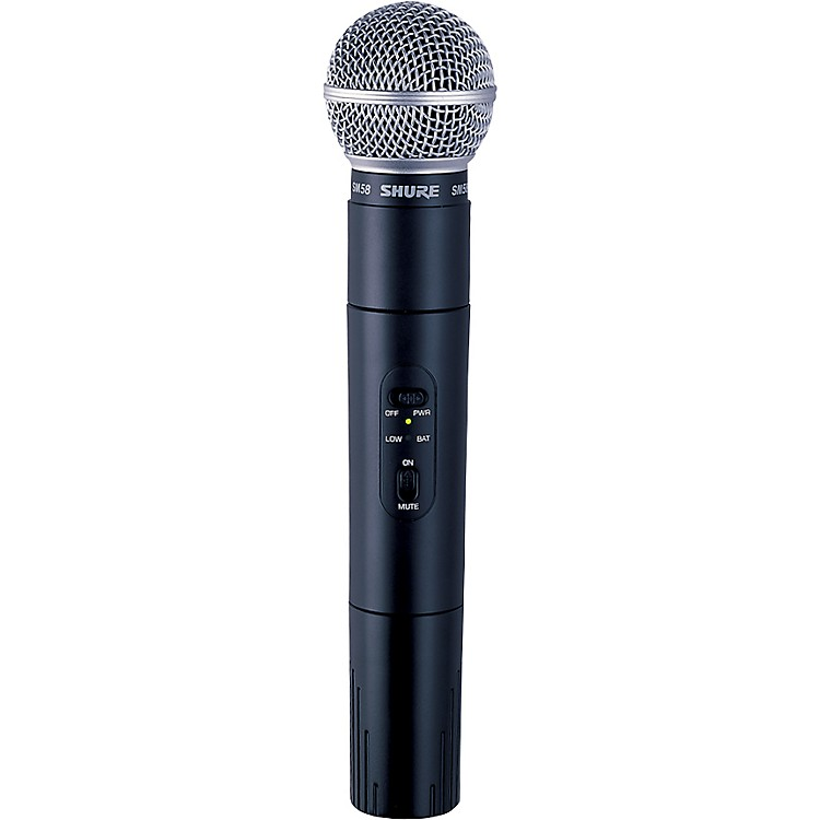 Shure PGX2/SM58 Wireless Handheld Transmitter L5