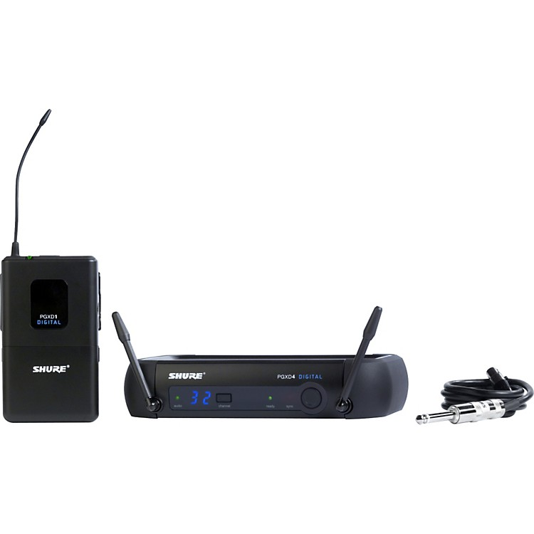 ShurePGXD14 Digital Wireless System for Guitar/Bass