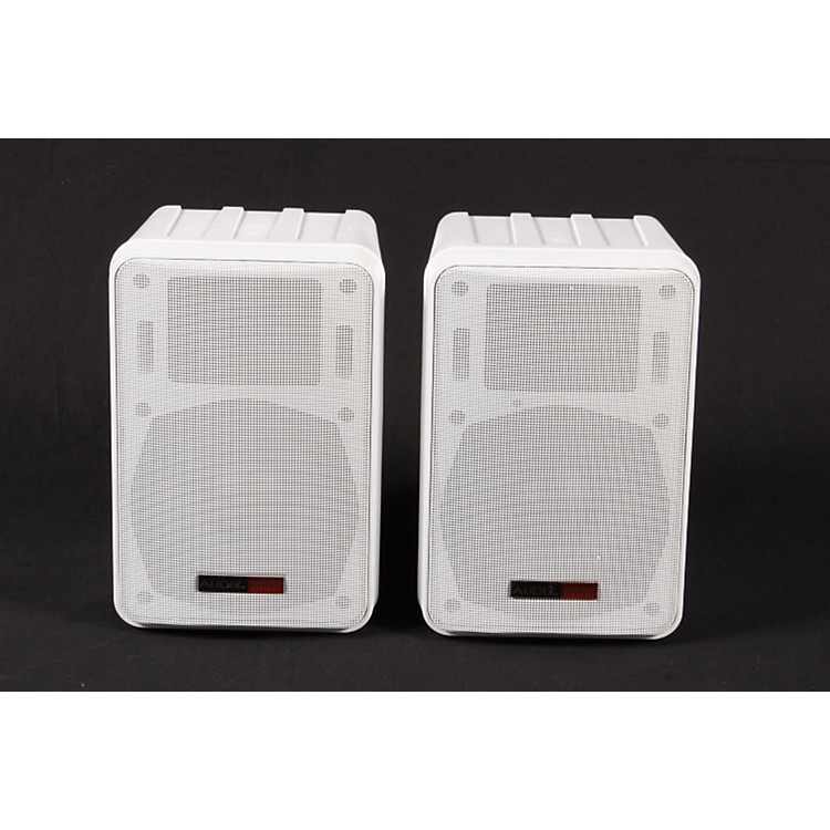 Audix PH5-VS-W Powered Speakers White 886830568176