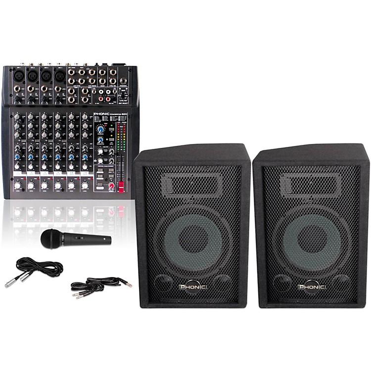 PhonicPHONIC KIT 502577 POWERPOD 820 S710 PA PACKAGE