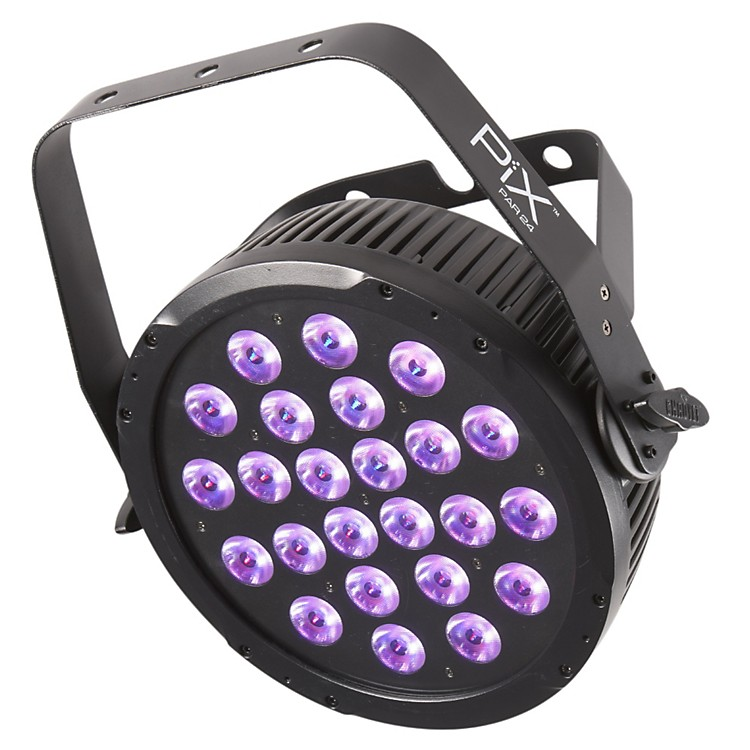 Chauvet DJ PIXPar 24 Pixel-Mapping Effects LED Wash Light