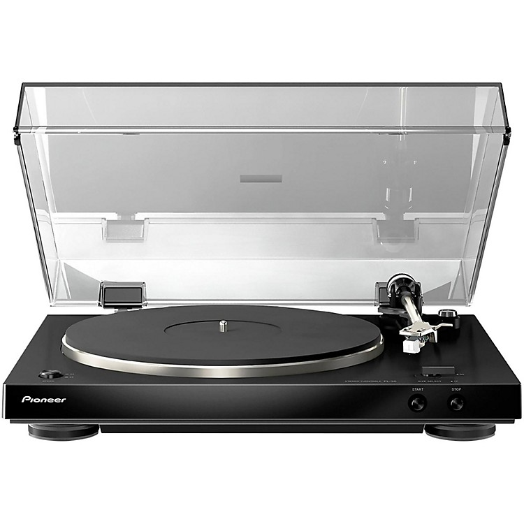 PioneerPL-30-K Audiophile Stereo Record Player with Phono EQ