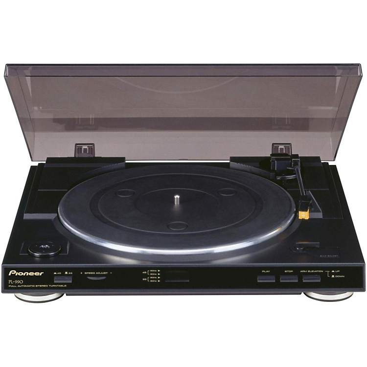 PioneerPL-990 Fully Automatic Turntable