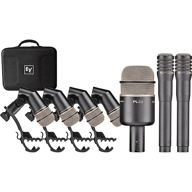 Electro-VoicePL DK7 Drum Mic Pack