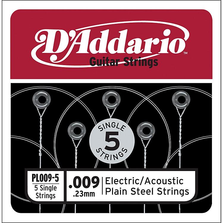 D'AddarioPL009-5 Strings