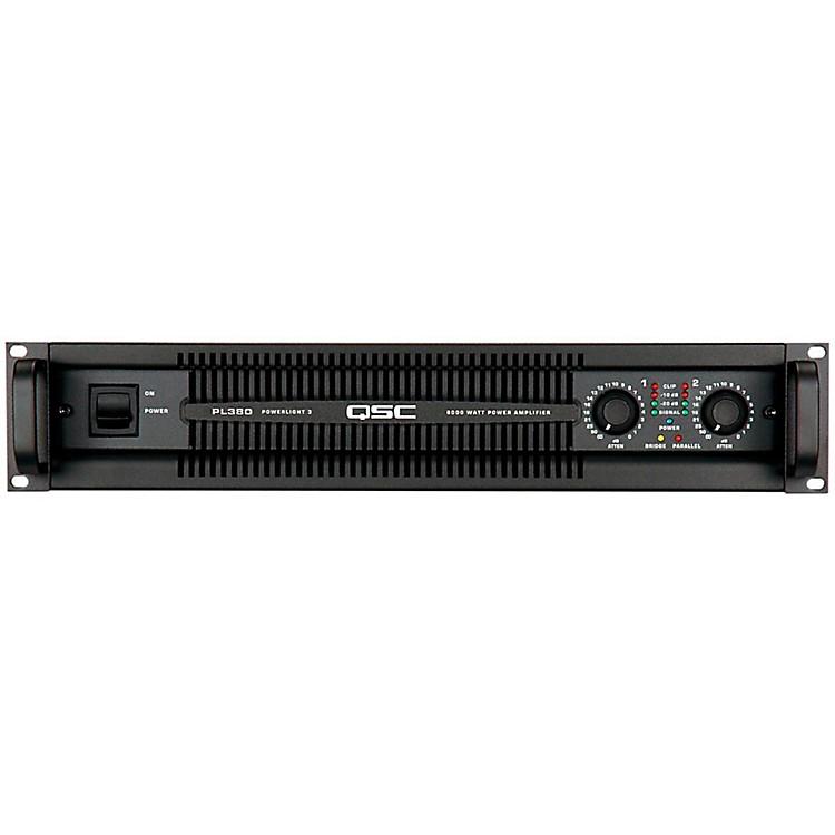 QSCPL380 PowerLite Amplifier