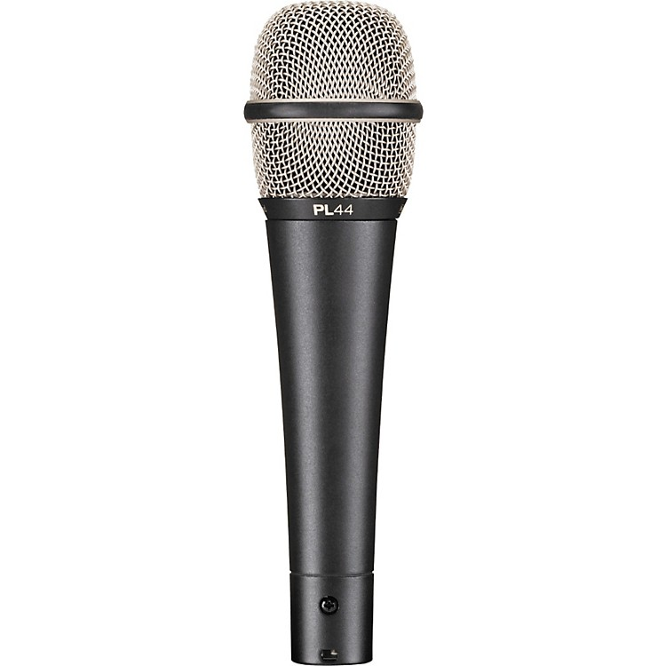 Electro-VoicePL44 Supercardioid Dynamic Microphone
