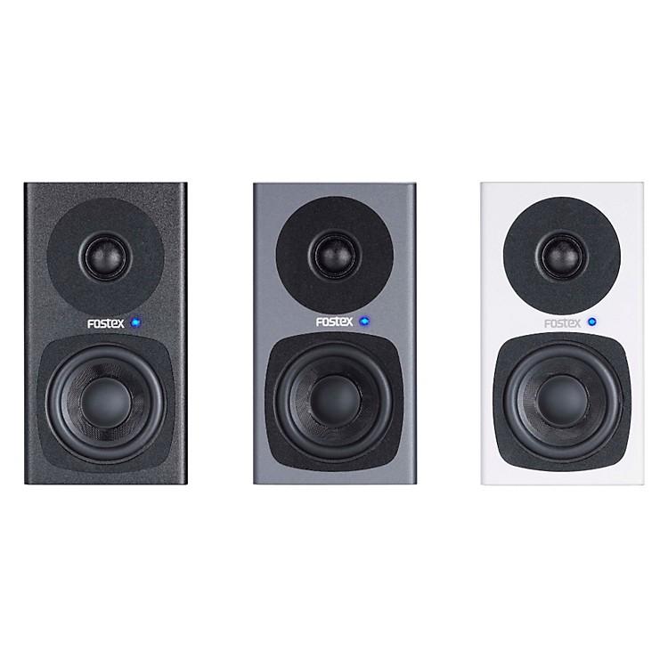 FostexPM0.3 3 Inch Studio Monitors (Pair)Gray