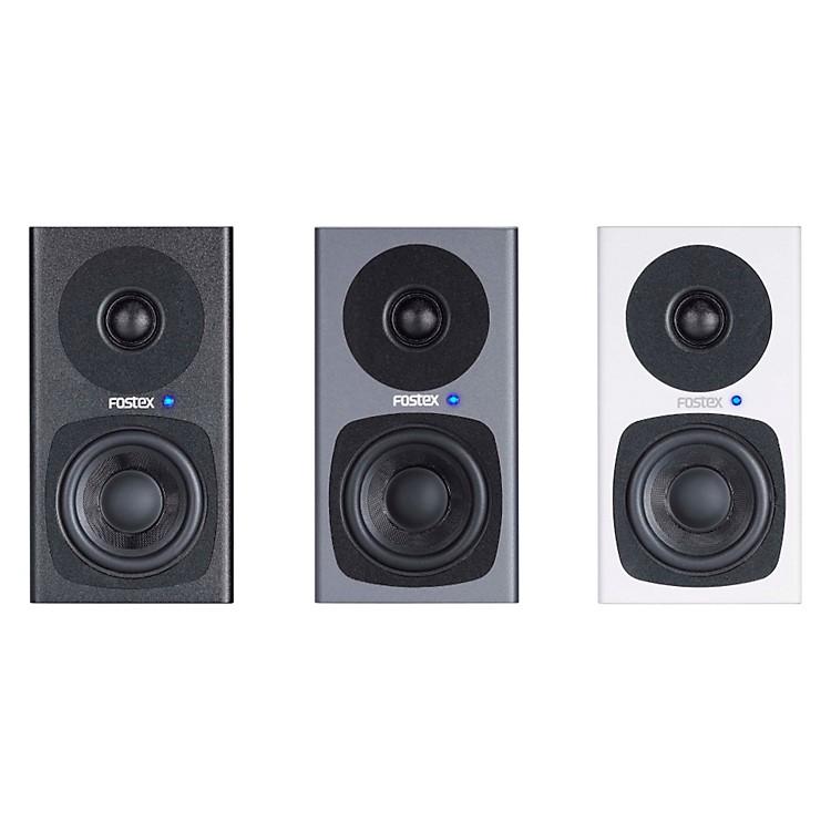FostexPM0.3 3 Inch Studio Monitors (Pair)Black