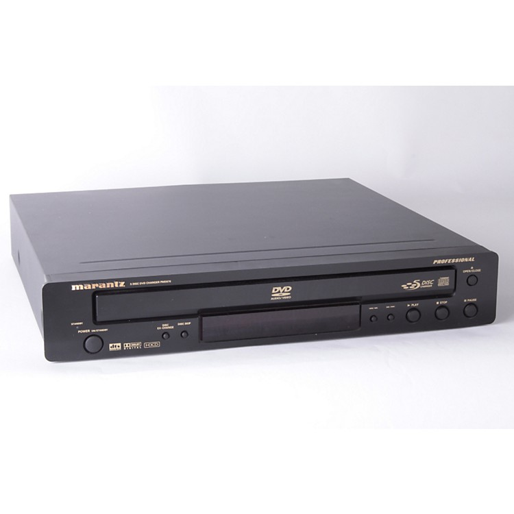 Marantz PMD970 Professional 5-Disc DVD Player Regular 886830313790