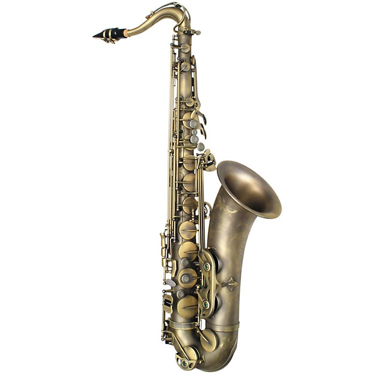 P. Mauriat PMXT-66RX Influence Model Professional Tenor Saxophone Un-Lacquered