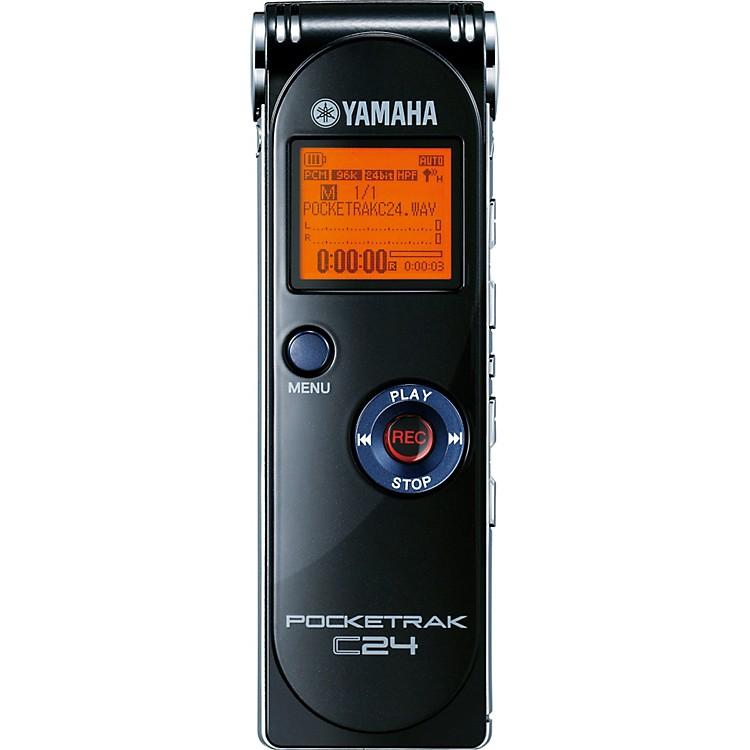 YamahaPOCKETRAK C24 2GB Pocket Recorder